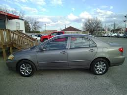100 Central Truck Sales 2004 Toyota Corolla CE 4d Seda 10936 South