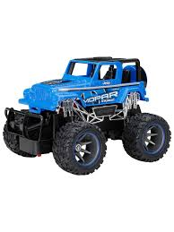 New Bright 1:24 Mopar Jeep Radio-Controlled Mini Monster Truck At ... New Bright Monster Jam Radio Control And Ndash Grave Digger Remote Truck G V Rc Car Jams Amazoncom 124 Colors May Vary Gizmo Toy 18 Rc Ff Pro Scorpion 128v Battery Rb Grave Digger 115 Scalefreaky Review All Chrome Scale Mega Blast Trucks Triangle By Youtube 1530 Pops Toys New Bright Big For Monster Extreme Industrial Co