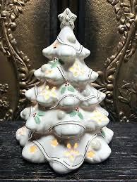 Tree Seasons Glow Ceramic Lighted Lenox Christmas Trees Around The World Plates Ornaments First Elephant Decoration Ornament Crystal