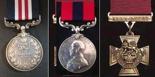 Most Decorated Soldier Uk by World War One The British Hero Who Did Not Shoot Bbc News