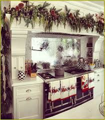 Decorating Above Kitchen Cabinets For Christmas Home Design Ideas