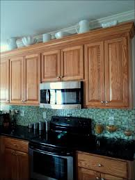 Above Kitchen Cabinet Decorations Pictures by Kitchen Kitchen Shelf Decor Decorating Above Kitchen Cabinets