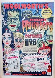 1963 Poisoned Halloween Candy by Halloween 2 Warps To Neptune