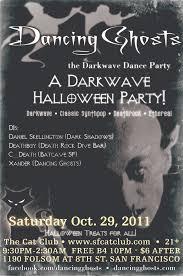 Danny Elfman This Is Halloween Remix by Darkwave Halloween Party 10 29 11 Dancing Ghosts