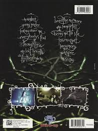 Evanescence Anywhere But Home Guitar TAB Music Book Bring Me To