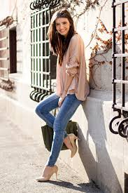 Latest Western Style Girls Wear 25 Skinny Jeans Fashion Trends For