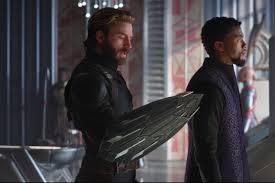 They Got This Man A Shield Marvel Studios Disney
