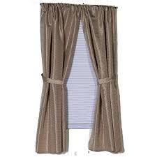 Design Bathroom Window Treatments by Curtains For Bathroom Window Amazon Com