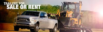 Trailer World: Rent Utility, Gooseneck, Dump Trailers | Big Tex ...