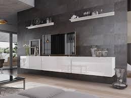 wohnzimmer set boxing vi anbauwand modern wohnwand kollektion wohnzimmer m24