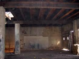 Old Building Interior