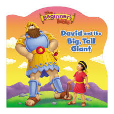 The Beginners Bible David And Big Tall Giant