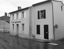 bureau de poste gare montparnasse histoire de la poste à bournezeau