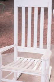 DIY Front Porch Rocking Chair Makeover - Love And Specs