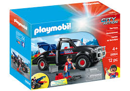 Tow Truck - 5664 - PLAYMOBIL® USA