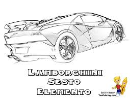 Download Coloring Pages Lamborghini Rich Relentless Cars Free To Print