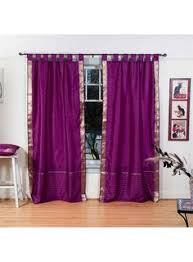 Bed Bath And Beyond Semi Sheer Curtains by Lanterna Window Curtain Panels 100 Cotton Bedbathandbeyond Com