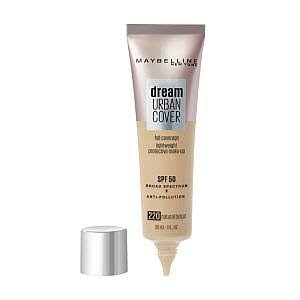 Maybelline Dream Urban Cover All-In-One Protective Makeup - 220 Natural Beige