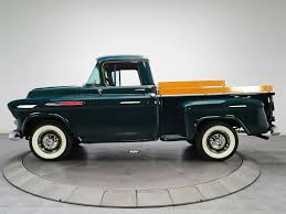 1957 Chevrolet 3100 Stepside Pickup Truck (3A-3104) 1957 Chevrolet Pick Up Truck 3100 Pickup Snow White Street The Grand Creative Rides For Sale 98011 Mcg A Pastakingly Restored Is On Display At Rk Motors Near O Fallon Illinois 62269 Cameo 283 V8 4 Bbl Fourspeed Youtube 2000515 Hemmings Motor News Flatbed Truck Item Da5535 Sold May 10 Ve Oneofakind With 650 Hp Heads To Auction Bogis Garage Cadillac Michigan 49601