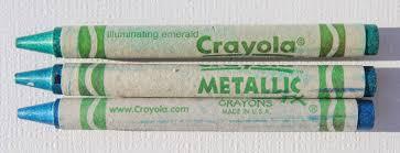 Crayola Bathtub Crayons Walmart by Crayola Metallic Fx And Metallic Effect Crayons What U0027s Inside The