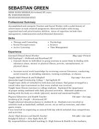 Best Junior High Science And Health Teacher Resumes