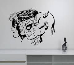aliexpress com buy new arrival superheroes wall decal removable