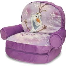 100 Kids Bean Bag Chairs Walmart Disney Disney Frozen Slumber Sofa Com