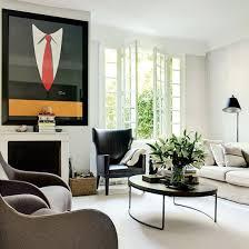 Living Room Incredible Retro Modern And Innovative