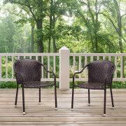 Stackable Patio Chairs Walmart by Stacking Chairs Patio Chairs U0026 Stools Walmart Com