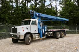 Sold Used Manitex 30100 (30-ton) 100' 4-section Telescopic Boom ...