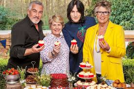 Halloween Wars Judges Season 5 by Great British Baking Show Shares First Look At New Hosts