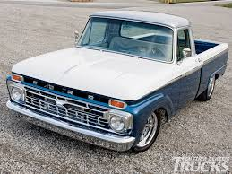 Calling All Owners Of 61 – 68 Ford F-100 Trucks |