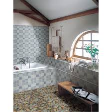 wholesale porcelain tile mosaic pebble design shower tiles kitchen