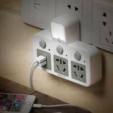 outlet socket adapter ebay