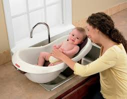 sinks best baby tub for kitchen sink blooming bath baby seat tub