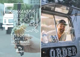 100 Food Trucks Baton Rouge The Louisiana Street Festival Country Roads Magazine