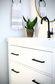 Ikea Braviken Double Faucet Trough Sink by Best 25 Ikea Sink Cabinet Ideas On Pinterest Bathroom Cabinets
