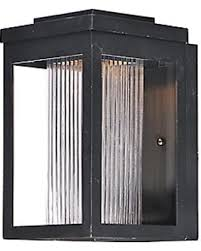 new shopping special salon led outdoor wall sconce by maxim lighting