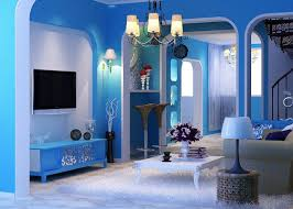 Teal Color Living Room Decor by Blue Living Room Decorating Ideas Youtube