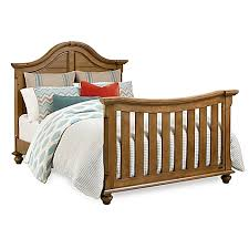 Bassettbaby PREMIER Benbrooke Full Size Bed Rails in Vintage Pine