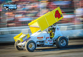 Grosz Collects Second Win Of 2018; Hard Charger With NOSA Sprints