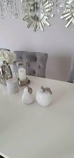 deko küche vase aufbewahrung westwing obst silber
