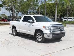 Used 2016 TOYOTA TUNDRA LIMITED Truck For Sale In MARGATE, FL ... Diesel Ford F250 Single Cab In Florida For Sale Used Cars On Wkhorse Introduces An Electrick Pickup Truck To Rival Tesla Wired 2014 Ram 3500 Slt 4x4 For Sale In Ami Fl 89869 Used 1961 F100 Pick Up V8 Auto Ps Pb Venice Used Work Trucks For Sale Hyundai Trucks Best Of Panama City Fl Chevrolet Silverado Pembroke Pines Autonation Amazoncom Traxion 5100 Tailgate Ladder Automotive New Tampa Jim Browne 1941 Steel Body Air Dodge Ram Buyllsearch