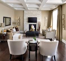 Rectangle Living Room Layout With Fireplace by Decorating Rectangular Living Room Living Room With Fireplace In