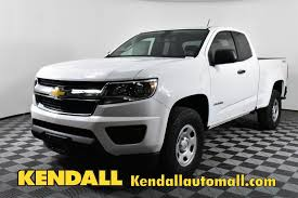 100 Chevrolet Colorado Truck New 2019 4WD Work In Nampa D190257