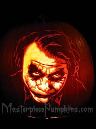 Harley Quinn Pumpkin Template by Famous Faces Carving Patterns