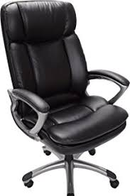 Serta Memory Foam Managers Chair by Amazon Com Serta Big U0026 Tall Commercial Office Chair With Memory