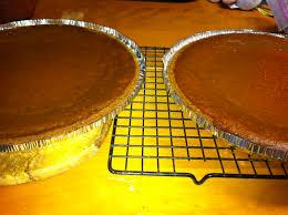 Pumpkin Pie Evaporated Milk Brown Sugar by Coconut Milk Pumpkin Pie And Grandma U0027s Regular Version