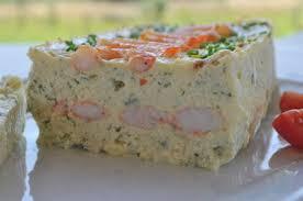 recette de cuisine avec du poisson recette terrine de poisson aux crevettes cuisinez terrine de