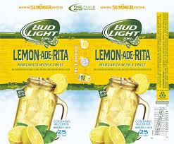 Bud Light Lemon Ade Rita